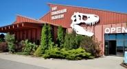 1 - Dinosaur Museum Exterior