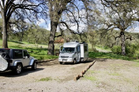 Sleeping In The Woods At A Ranch Amp Winery April 18 19