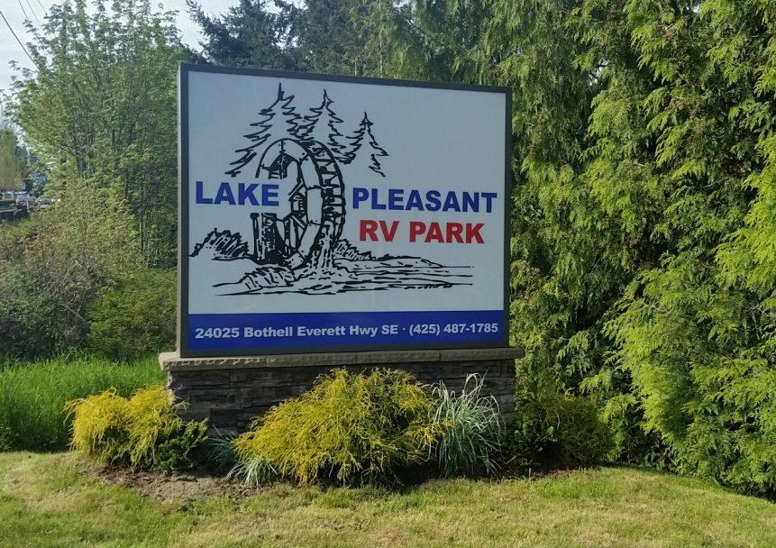 Lake Pleasant Rv Park Bothell Washington On The Road